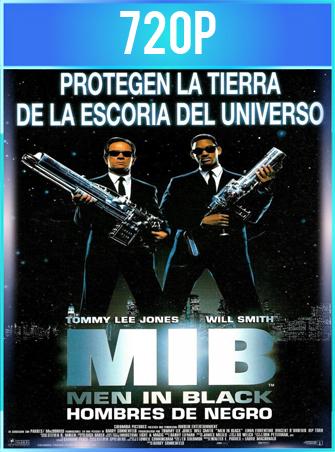 Hombres de Negro 1 HD 720p Ligero Latino Dual