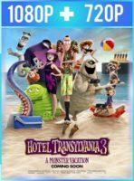 Hotel Transylvania 3: Monstruos de vacaciones (2018) HD 1080p y 720p Latino