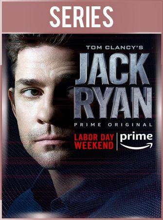 Jack Ryan de Tom Clancy Temporada 1 Completa HD 720p Latino Dual