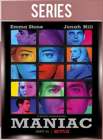 Maniac Temporada 1 Completa HD 720p Latino Dual