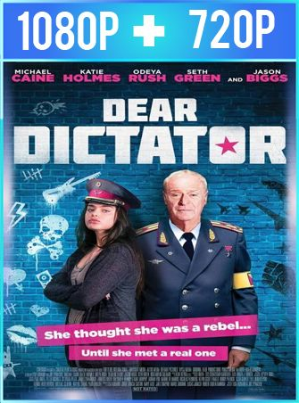 Mi querido dictador (2018) HD 1080p y 720p Latino