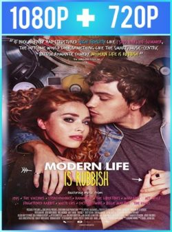 Modern Life Is Rubbish (2017) HD 1080p y 720p Latino