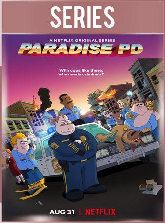 Paradise PD Temporada 1 Completa HD 720p Latino Dual