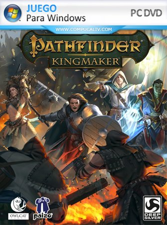 Pathfinder: Kingmaker PC Full