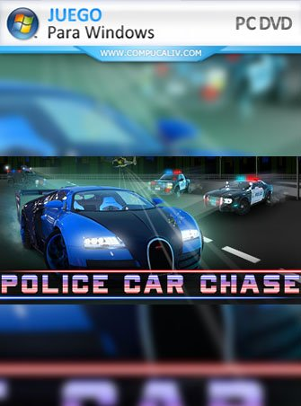 Police car chase PC Full Español