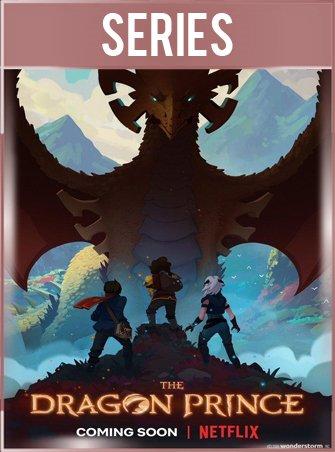 Príncipe de los dragones Temporada 1 Completa HD 720p Latino Dual