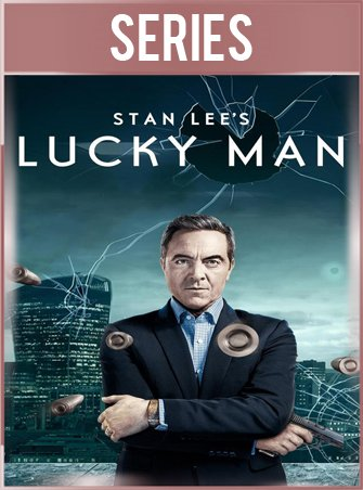 Stan Lee's Lucky Man Temporada 1 Completa HD 720p Latino Dual