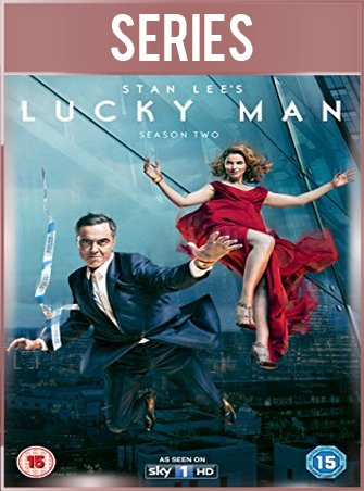 Stan Lee's Lucky Man Temporada 2 Completa HD 720p Latino Dual