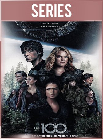 The 100 Temporada 5 Completa HD 720p Latino Dual