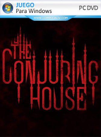Portada de The Conjuring House PC Full Español