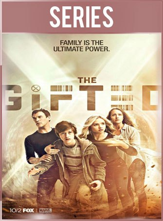 The Gifted: Los elegidos Temporada 1 Completa HD 720p Latino Dual