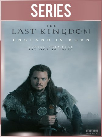 The Last Kingdom Temporada 1 Completa HD 720p Latino Dual