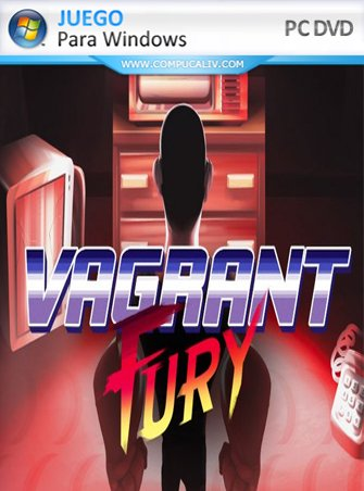Vagrant Fury PC Full