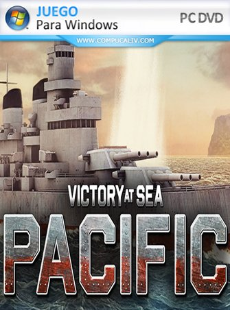 Victory At Sea Pacific PC Full Español