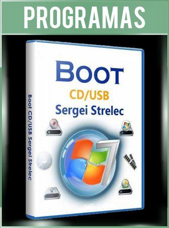 WinPE 10-8 Sergei Strelec (Agosto 2018) - Disco de Arranque para Mantenimiento de PCs