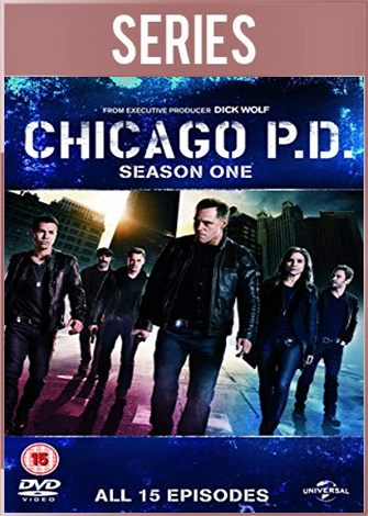 Chicago PD Temporada 1 Completa HD 720p Latino Dual