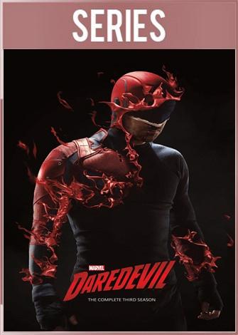 Daredevil Temporada 3 Completa HD 720p Latino Dual