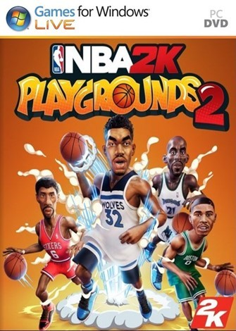 NBA 2K Playgrounds 2 PC Full Español