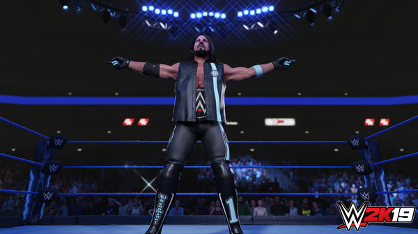 WWE 2K19 PC Full Español