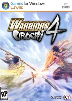 Warriors Orochi 4 PC Full