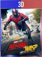 Ant-Man and the Wasp (2018) 3D SBS Latino