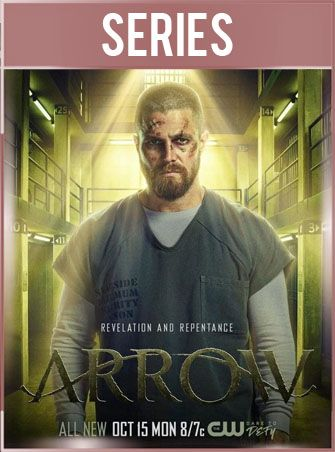 Arrow Temporada 7 HD 720p Latino Dual