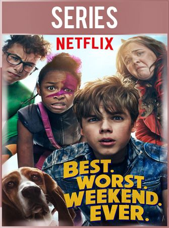 Best Worst Weekend Ever Temporada 1 Completa HD 720p Latino Dual