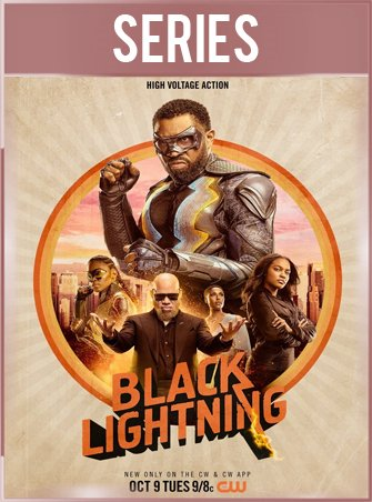 Black Lightning Temporada 2 Completa HD 720p Latino Dual