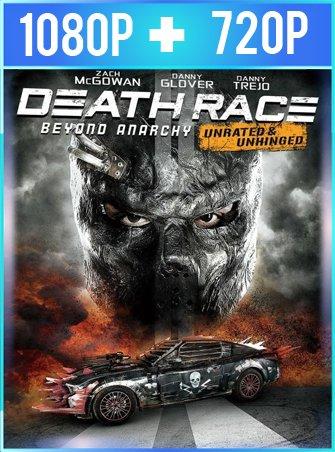 La Carrera de la Muerte 4 (2018) HD 1080p y 720p Latino