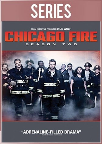 Chicago Fire Temporada 2 Completa HD 720p Latino Dual