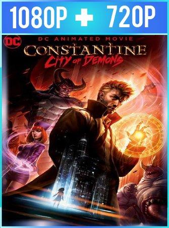 Constantine City of Demons (2018) HD 1080p y 720p Latino