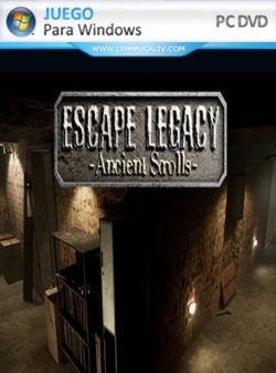 Escape Legacy: Ancient Scrolls PC Full