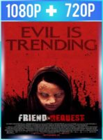 Friend Request (2016) HD 1080p y 720p Latino