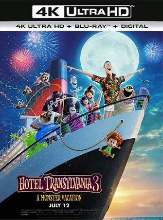 Hotel Transylvania 3 (2018)4K Ultra HD Latino Dual
