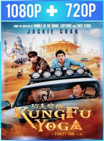 Kung Fu Yoga (2017) HD 1080p y 720p Latino