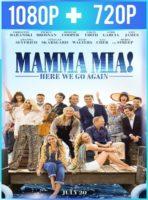 Mamma Mia: Una y otra vez (2018) HD 1080p y 720p Latino