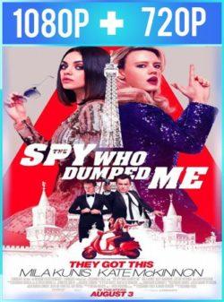 Mi ex es un espía (2018) HD 1080p y 720p Latino