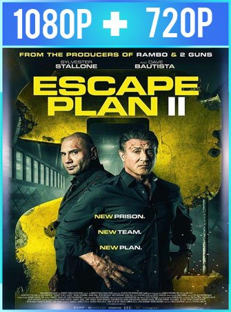 Plan de Escape 2 (2018) HD 1080p y 720p Latino