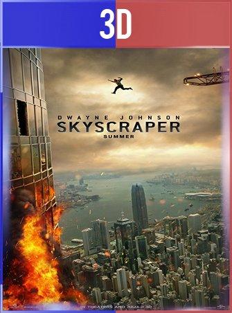 Rascacielos Rescate en las alturas (2018) 3D SBS Latino