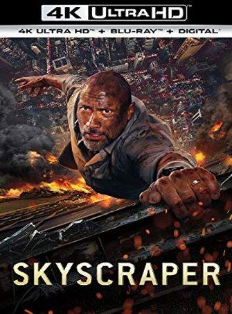 Rascacielos Rescate en las alturas (2018) 4K Ultra HD Latino Dual