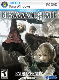 Resonance of Fate End of Eternity 4K HD Edition PC Full Español