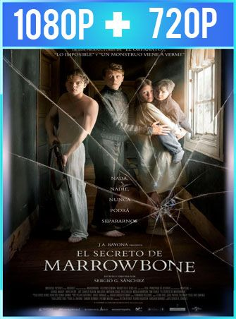 El secreto de Marrowbone (2017) HD 1080p y 720p Latino
