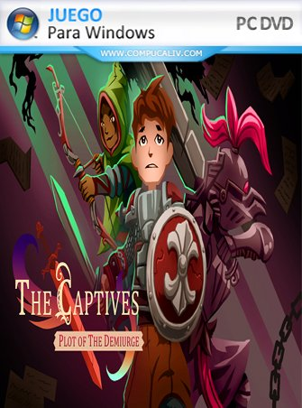 The Captives: Plot of the Demiurge PC Full