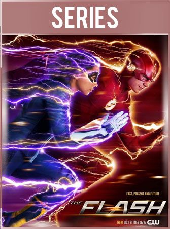 The Flash Temporada 5 HD 720p Latino Dual