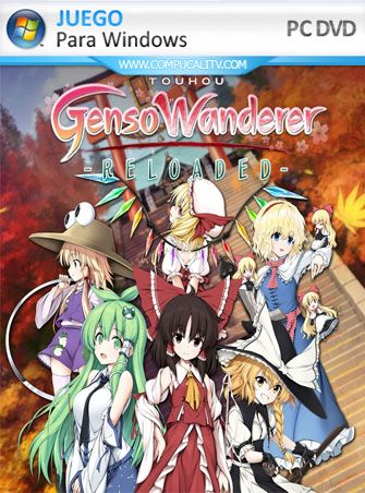 Touhou Genso Wanderer Reloaded PC Full