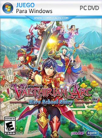 Valthirian Arc: Hero School Story PC Full