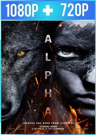 Alpha (2018) HD 1080p y 720p Latino