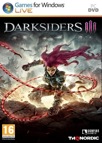 Darksiders III PC Full Español