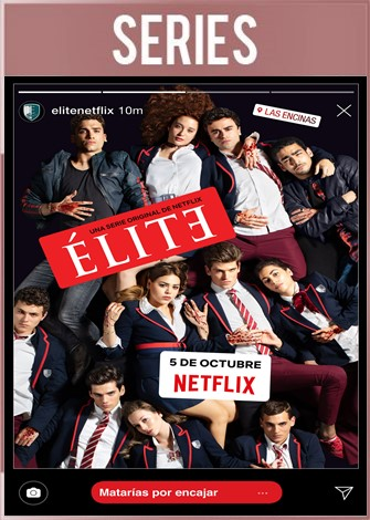 Elite (2018) Temporada 1 HD 720p Latino