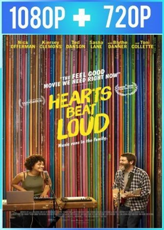 Hearts Beat Loud (2018) HD 1080p y 720p Latino